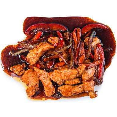 Курица в соусе терияки с овощами [+$2.74]